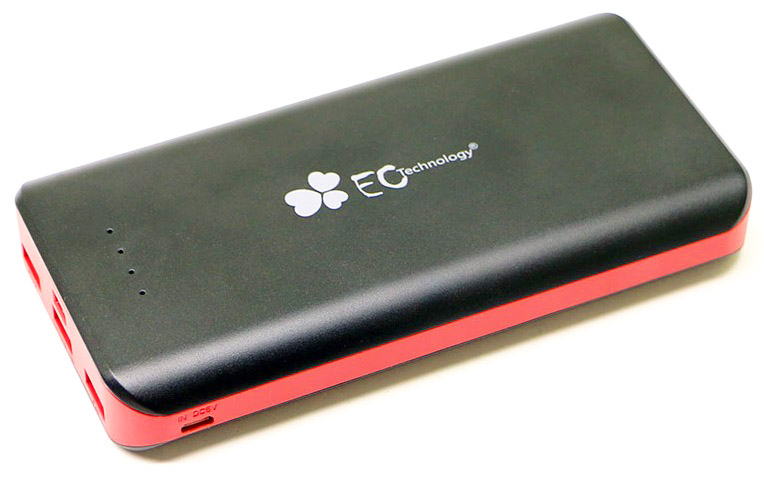 EC Technology 22400mAh Power Bank review
