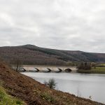 Ladybower Reservoir, Ashopton Viaduct