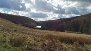 Cold Side at Howden Reservoir