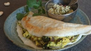 Masala Dosa, The Hilltop Curry House