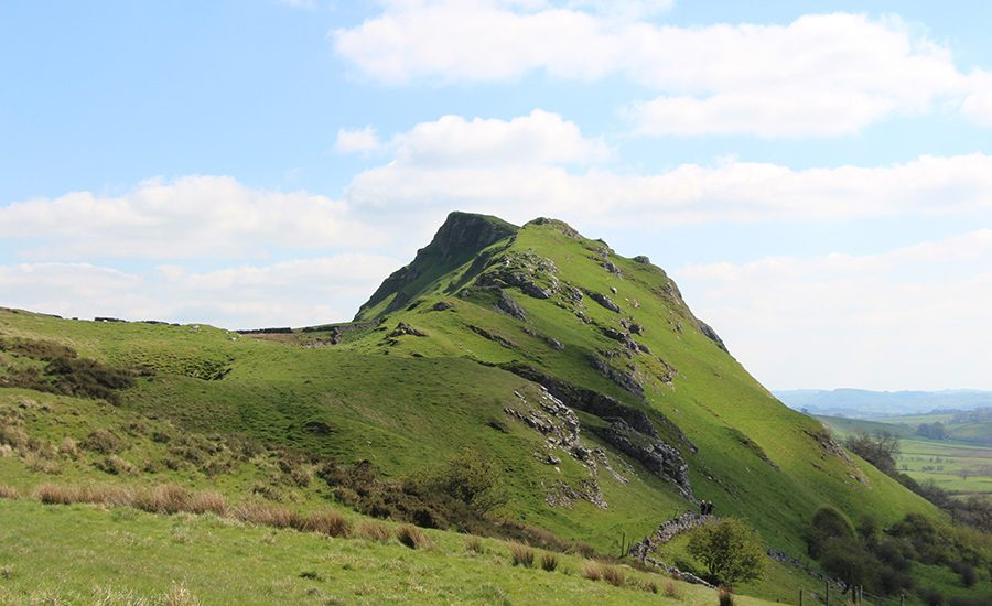 Chrome Hill In Spring