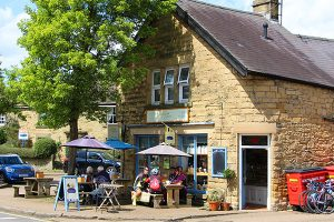 Village Green Cafe Eyam