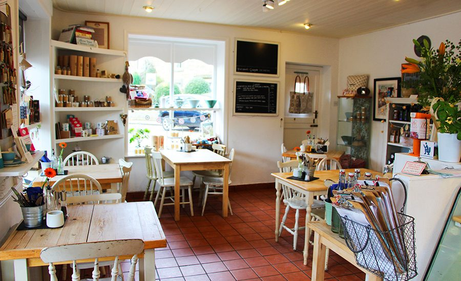Village Green Cafe, Eyam