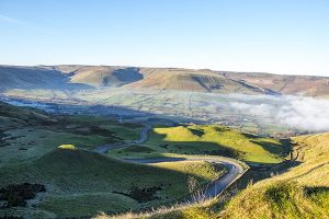 The Mam Tor Road - 4317