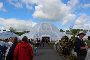 Inflatable Joseph Paxton Conservatory