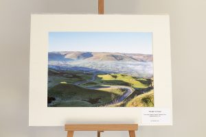 The Mam Tor Road into Edale