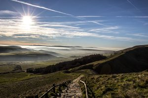 The Road to Mam Tor