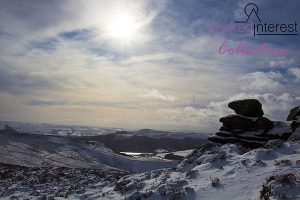 Derwent Edge after Snow