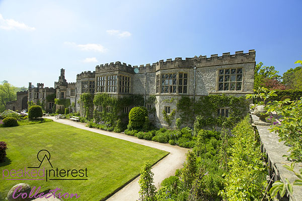 Haddon Hall On The Verge of Summer