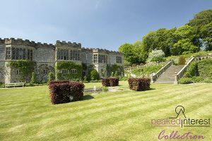 Gardens at HAddon Hall