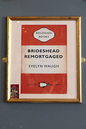 Brideshead Remortgaged