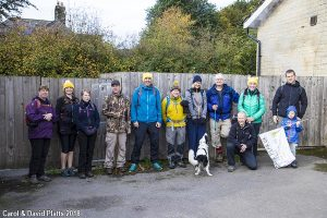 Three Trigs Country File Ramble 2018 for Children in Need