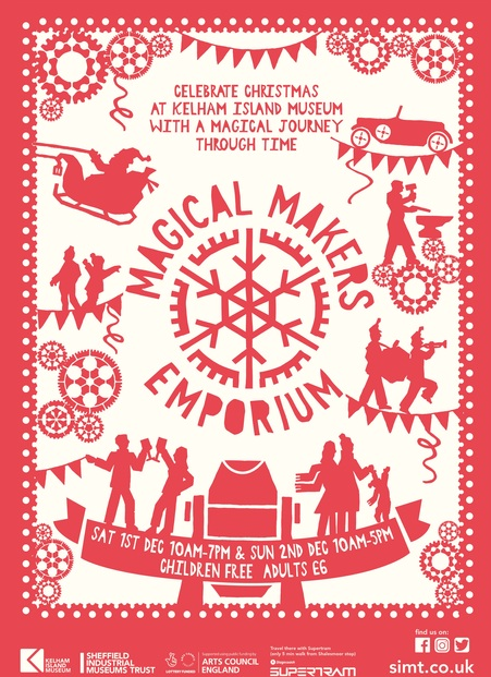 Kelham Island Magical Makers Fair