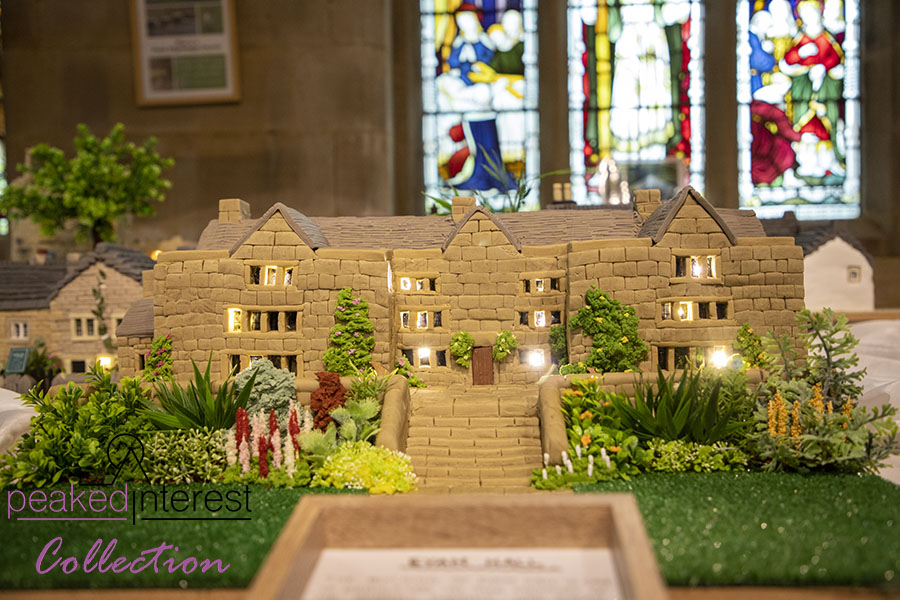 The Quaint Village Of Eyam Has Been Recreated In Cake!