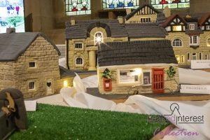 Eyam Village Modelled in Cake