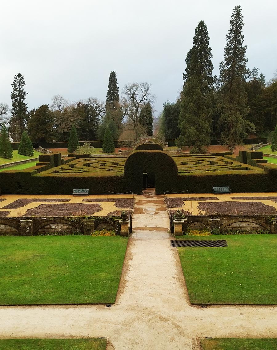 Chatsworth in December