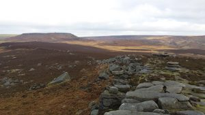 Higgar Tor taken from Over Owler Tor