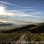 Mam Tor Giclée, available from our Etsy Shop
