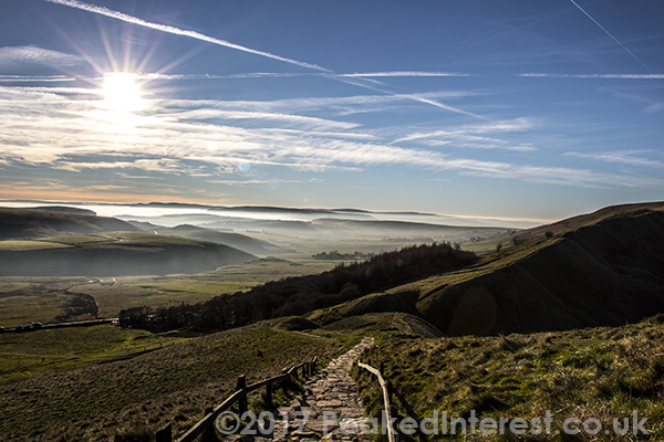 Mam Tor, The Shivering Mountain