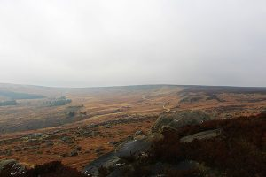 Burbage Valley