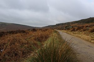 Sheffield Country Walk through Burbage Valley