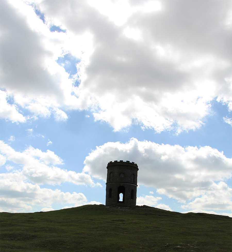 Solomon's Temple A Folly South Of Buxton