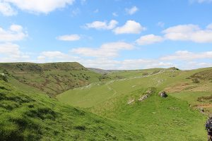 View from Chrome Hill