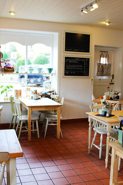 Village Green Cafe, Eyam