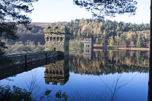 Howden Dam Towers - 4312