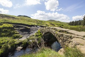 Packhorse Bridge, Burbage - 4322