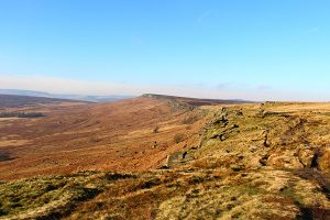 Stanage Edge in Autum - 4319