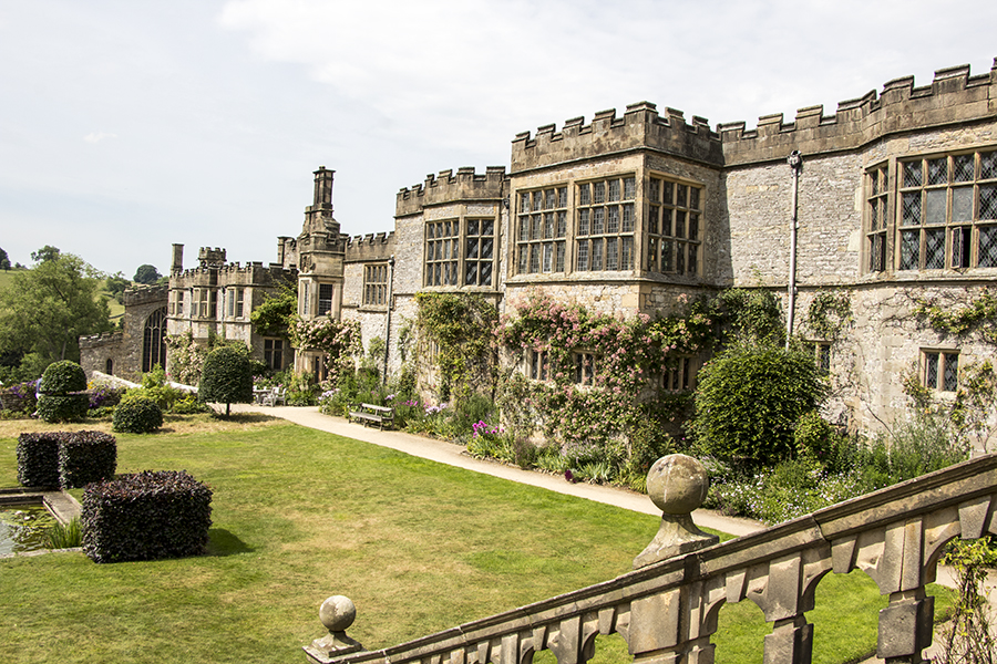 A Trip to Haddon Hall