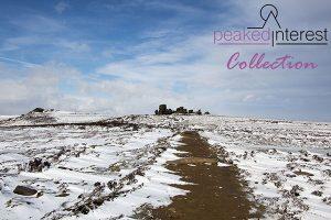 Derwent Edge after Snow