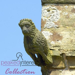 A Grotesque at Haddon Hall