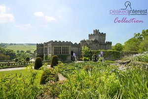 Gardens at HAddon Hall