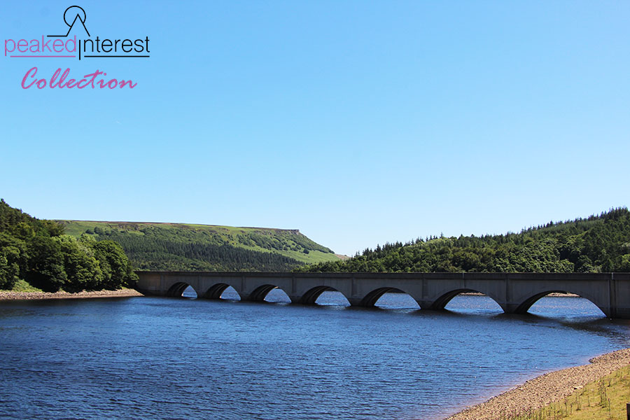 A Walk Around Ladybower Reservoir On A Hot June Day